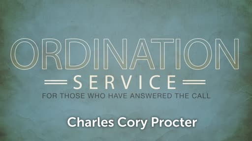 September 22: Jonah...A Motive Revealed Rev. Cory Procter