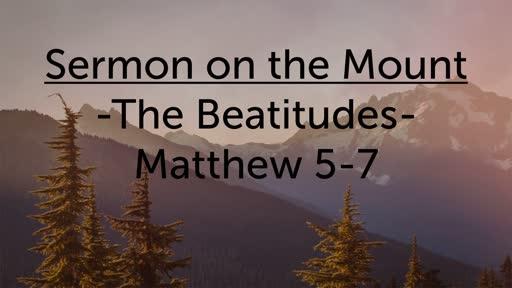 Sermon on the Mount - The Beattitudes