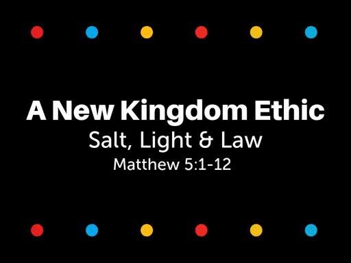 Salt, Light & Law