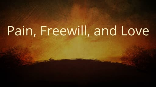 Pain, Freewill, and Love