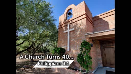 Church @ Tubac Vision Series Continued