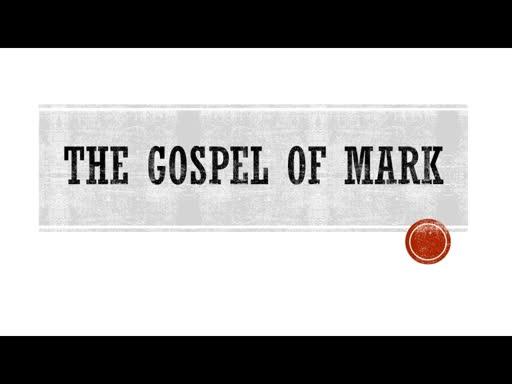 Mark 2:1-17