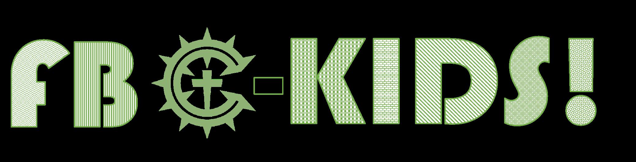 Kids Logo Draft
