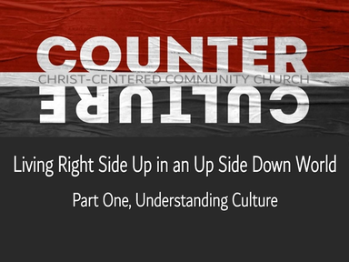 Living Right Side Up in an Upside Down World, Introduction (culture)