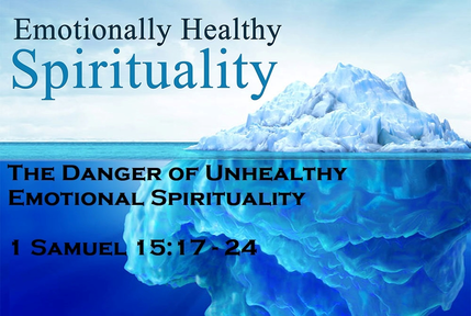 Emotionally Unhealthy Spirituality
