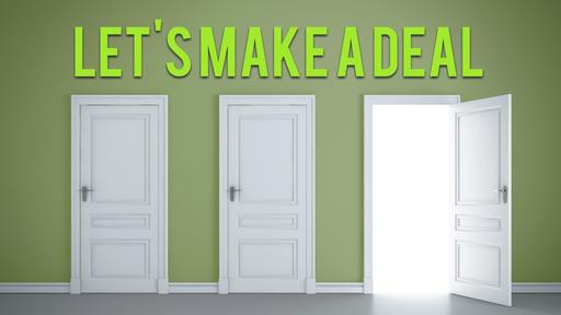 Let's Make a Deal - 5/15/2016