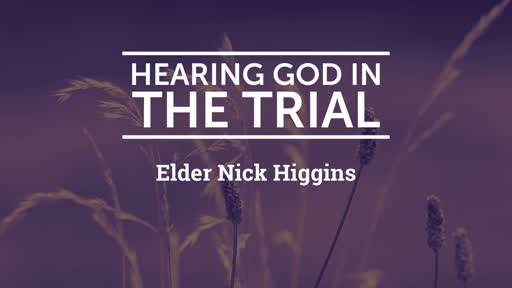 Trials - Nick Higgins