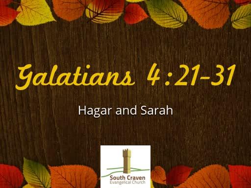 Galatians 4:21-31