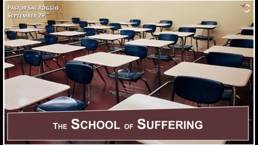 Audio - September 29, 2019:  The School of Suffering