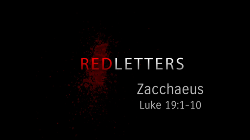 RED LETTERS