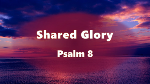 Shared Glory 09/29/2019