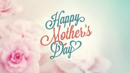 Mother's Day: Floral  PowerPoint image 1