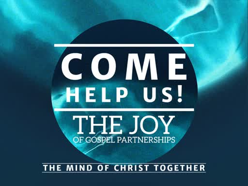 The Mind of Christ Together - Philippians 2:1-11