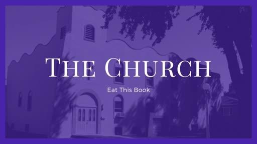 Eat This Book - The Church