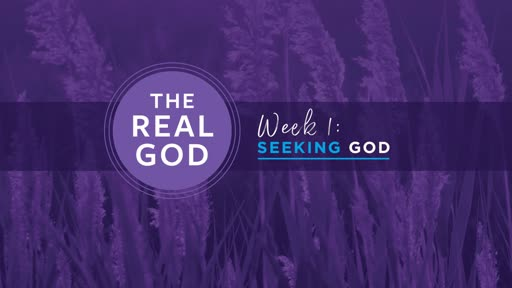 Seeking God and the Power of Perception