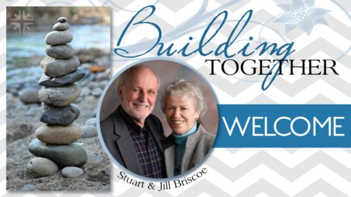 Stuart Briscoe - Building Together Men's Session