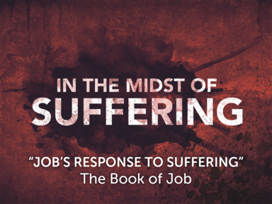 Job's Response to Suffering