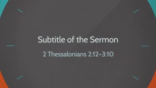 Deliverance & Restoration