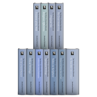 The Essential Works of Jonathan Edwards, 11 vols. (The Works of Jonathan Edwards | WJE)