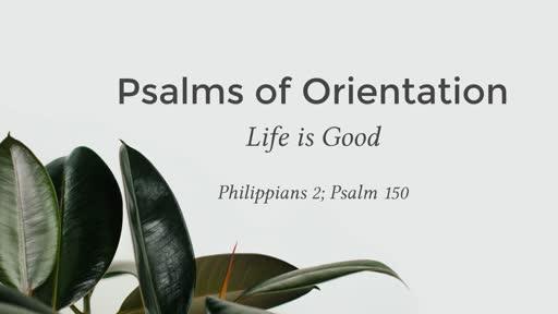 Psalms of Orientation