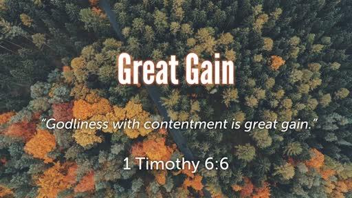 Great Gain