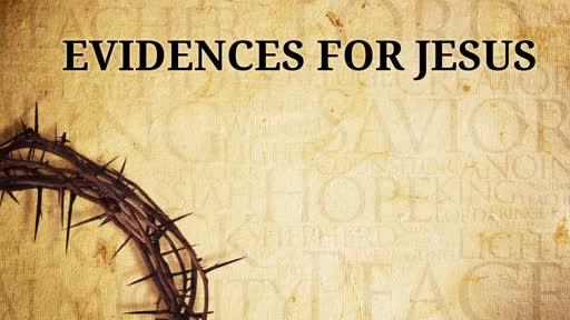 Evidences for Jesus