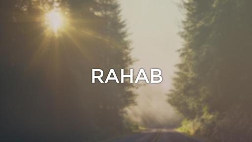 Rahab - 5/29/2016