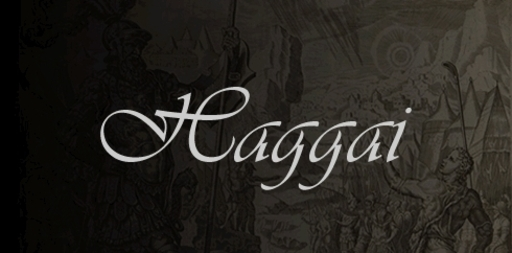 Haggai's Message of Courage