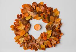 Fall Wreath  image 1