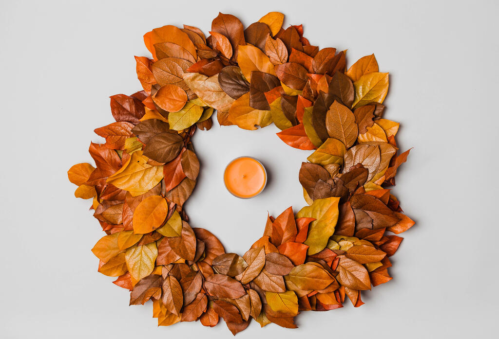 Fall Wreath large preview