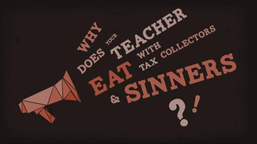 Jesus and the Tax Collectors