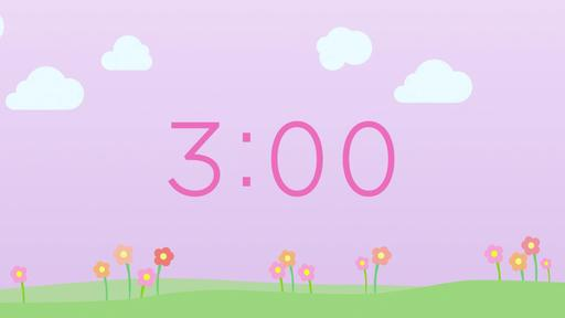 Mother's Day: Pink - Countdown 3 min