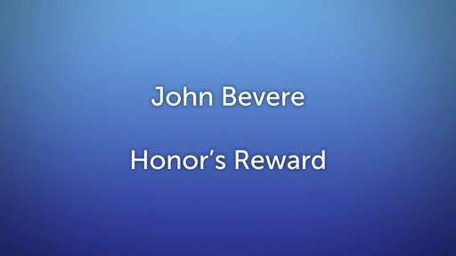 Honor's Reward Lesson 10