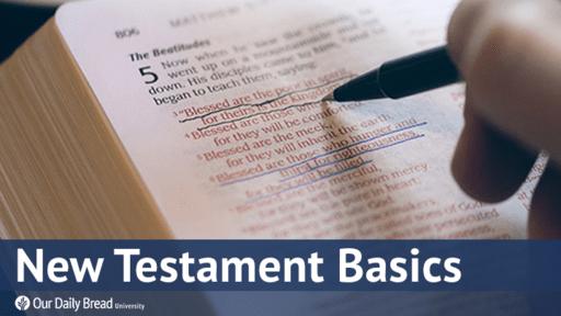 New Testament Basics