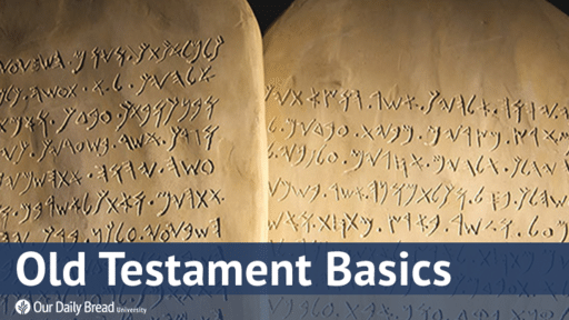 Old Testament Basics