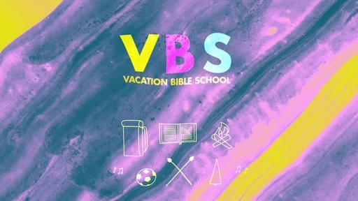 Colorful Vacation Bible School - Vacation Bible School