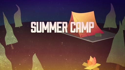 Summer  Campfire - Summer Camp