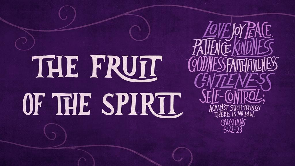 Fruit of the Spirit large preview