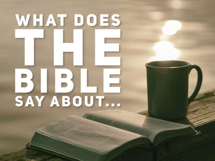 Biblesays