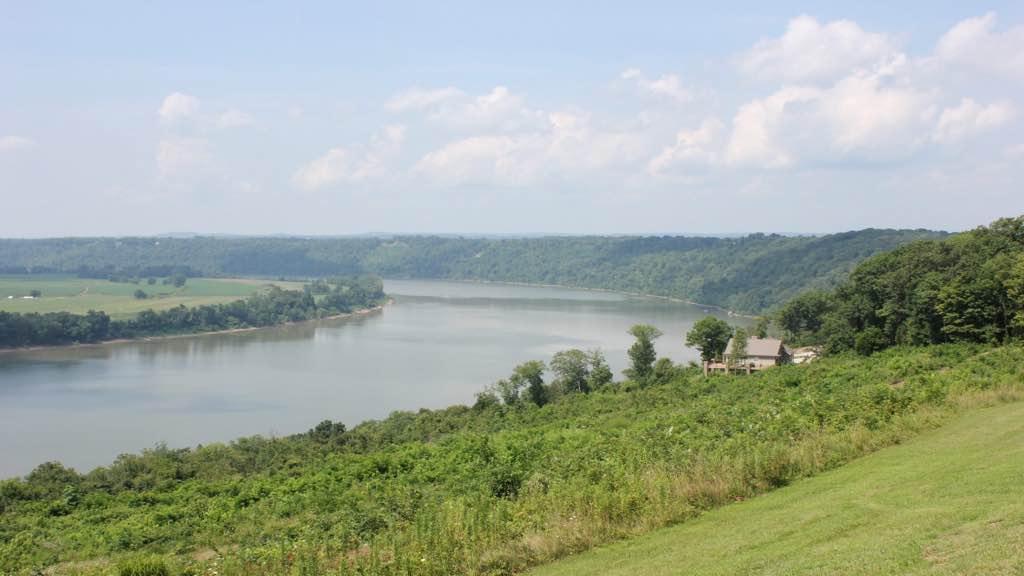 Ohio River 1024