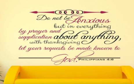 Philippians 4:4-7 Sept 8, 2019