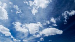 Clouds content a PowerPoint image