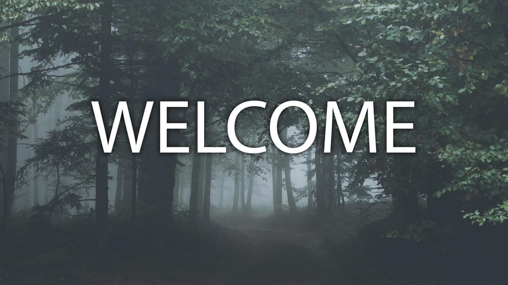 Forest welcome 16x9 smart media preview