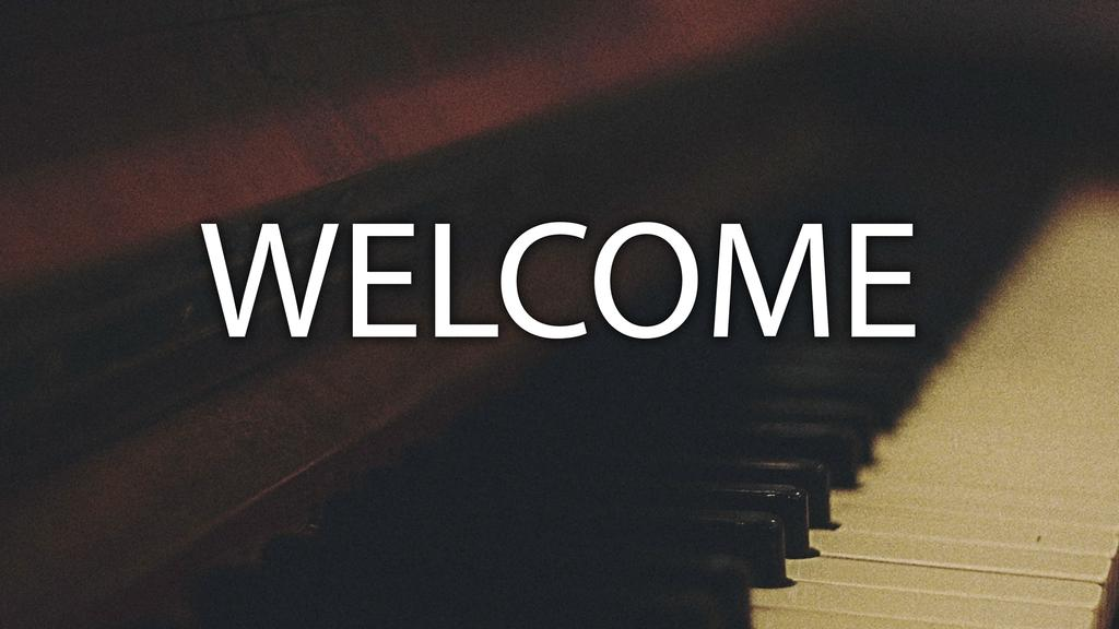 Piano welcome 16x9 smart media preview