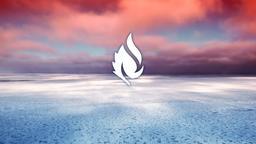 Red Sunset Over Sea faithlife 16x9 PowerPoint image
