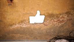 Cracked Wall facebook 16x9 PowerPoint image