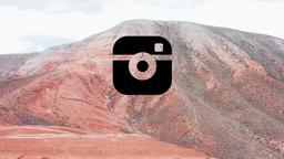 Desert Mountain instagram 16x9 PowerPoint image