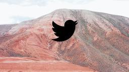 Desert Mountain twitter 16x9 PowerPoint image