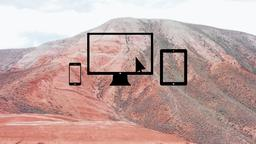 Desert Mountain website 16x9 PowerPoint image