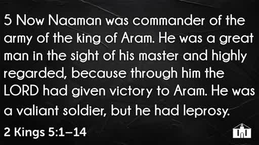 2 Kings 5:1-14